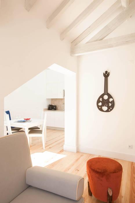 SHI Studio, Sheila Moura Azevedo Interior Designが手掛けたホテル