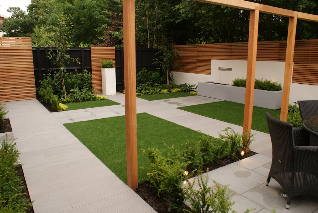 Garden Design Didsbury:  Garden by Hannah Collins Garden Design