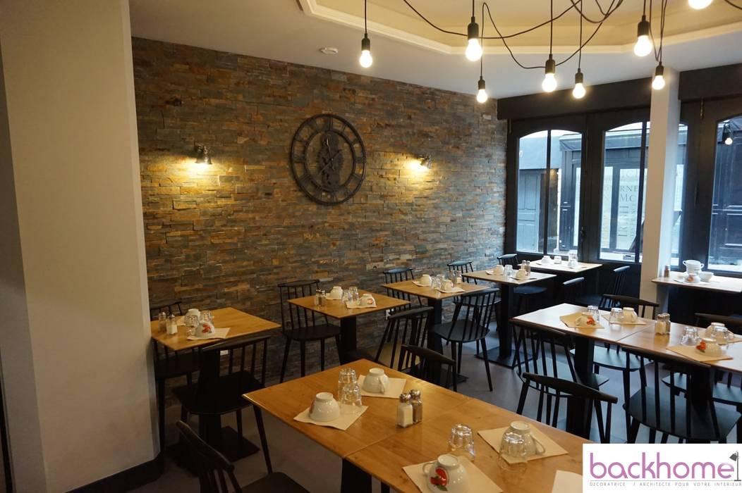 Rénovation et décoration d\'un restaurant sur nantes: restaurants de ...