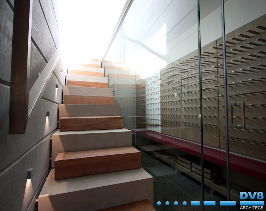 Plettenberg Bay - Beach House by DV8 Architects Modern