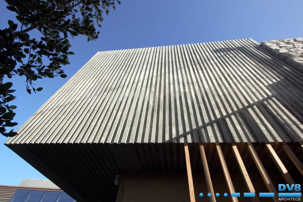 現代房屋設計點子、靈感 & 圖片 根據 DV8 Architects 現代風