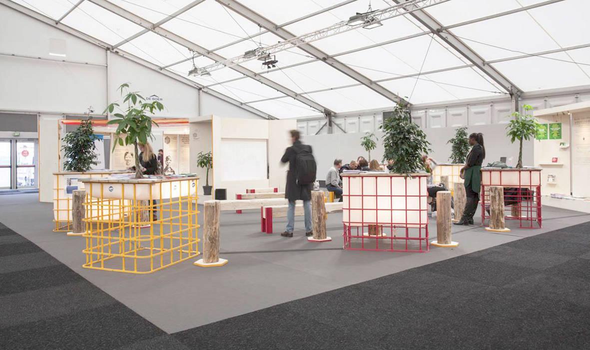 Set for COP 21 - Paris 2015: Lieux d'événements de style  par FURN