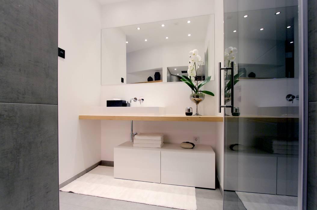 Designer badezimmer moderne badezimmer von stagebella modern ...