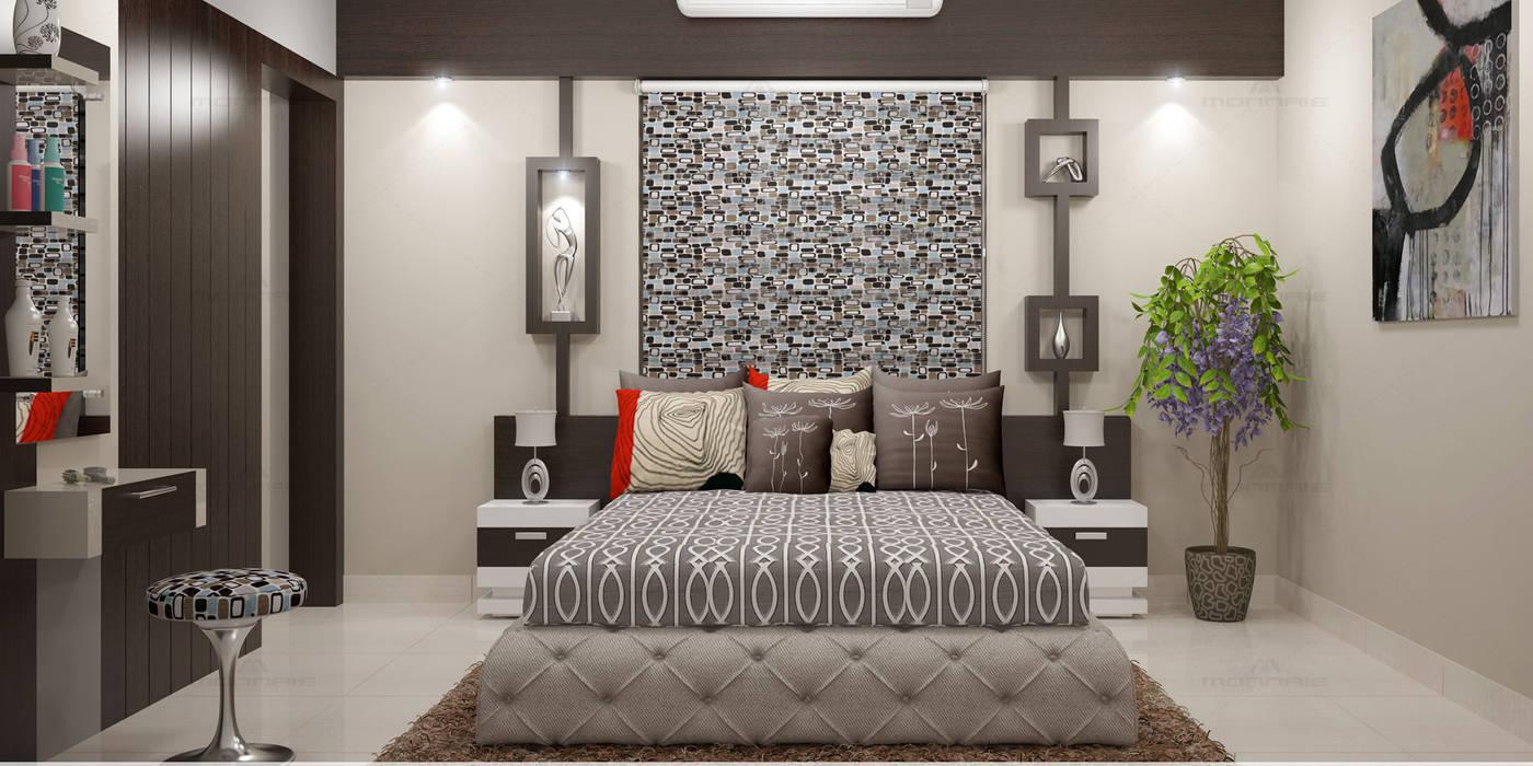 Dormitorios de estilo  de Premdas Krishna ,