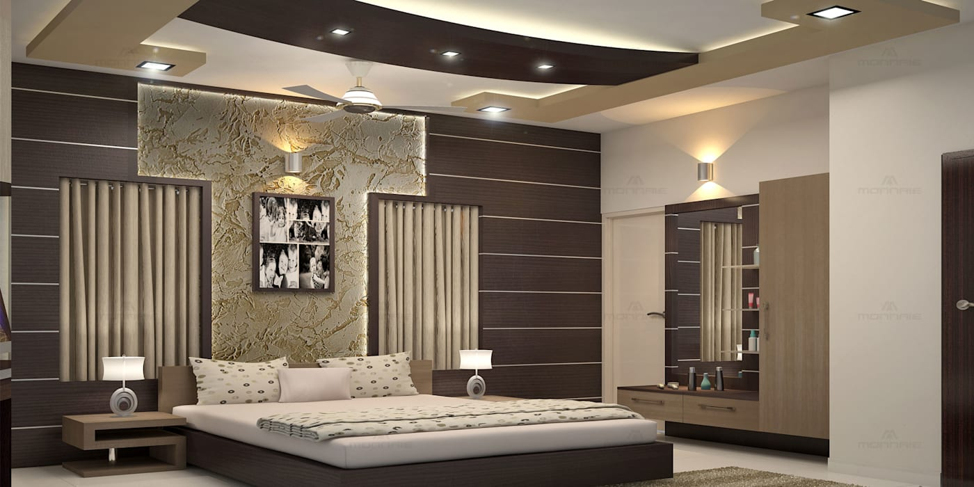 Premdas Krishna Classic style bedroom
