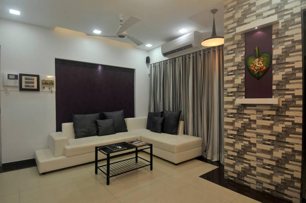 Home Interior: minimalist  by spacefusion,Minimalist