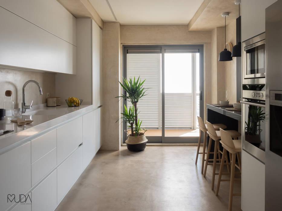 MUDA Home Design Modern Kitchen