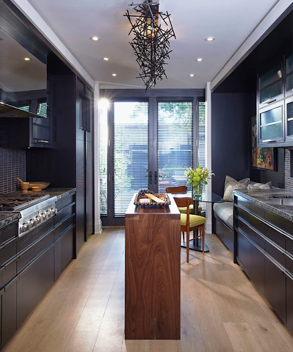 Kitchen Douglas Design Studio Kitchen Black