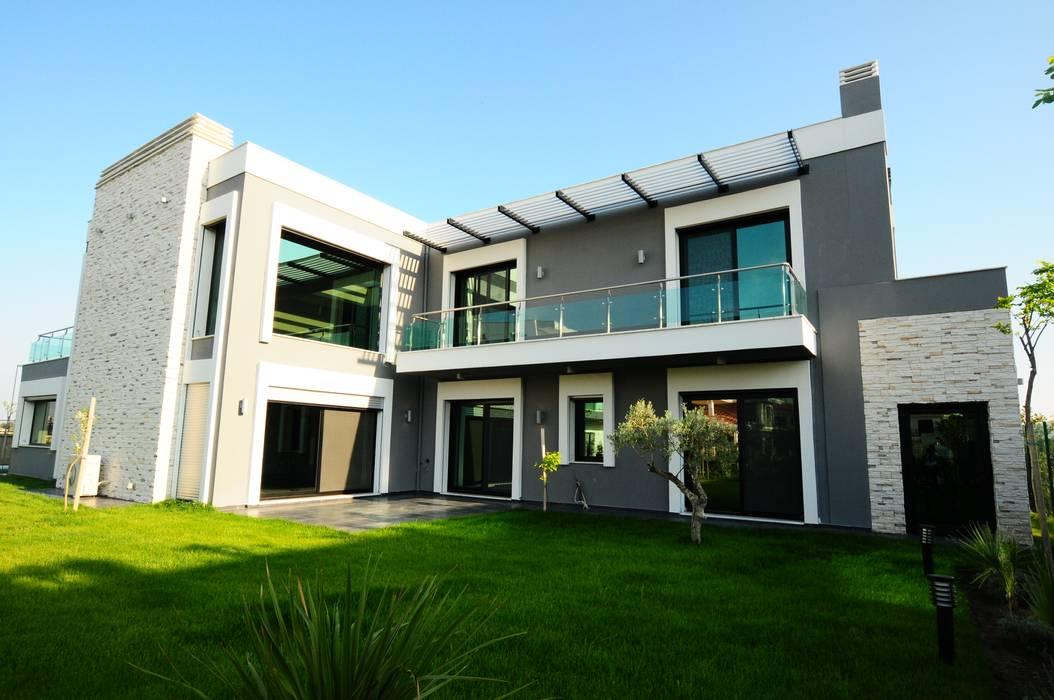 SASALI VİLLA - I Moderne Häuser von Tasarımca Desıgn Offıce Modern
