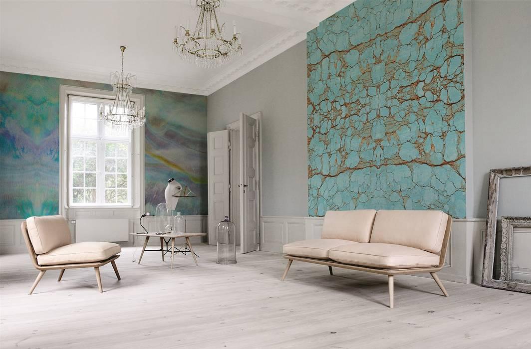 scandinavian Living room by Pixers