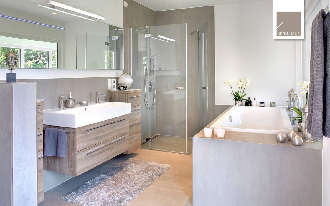 Innenaufnahmen von kern-haus moderne badezimmer von kern ...