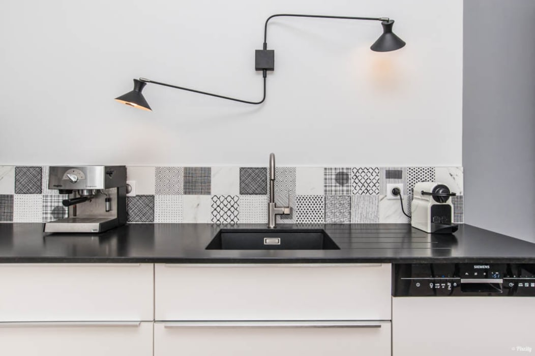 Pixcity Modern Kitchen