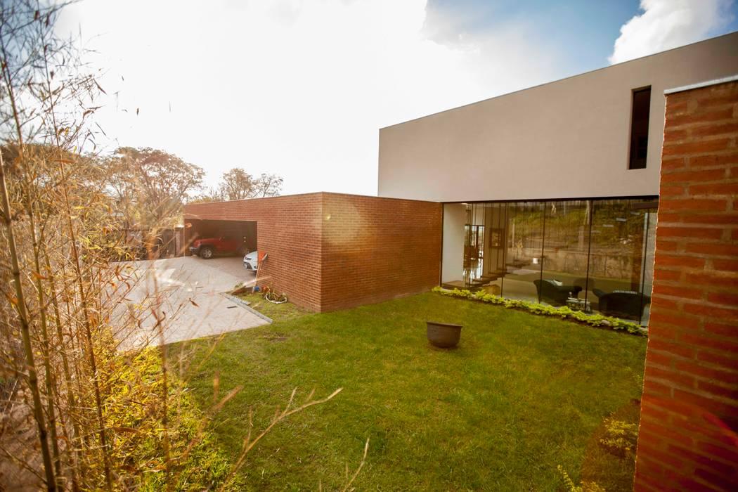 Horizontal Arquitectos 現代房屋設計點子、靈感 & 圖片