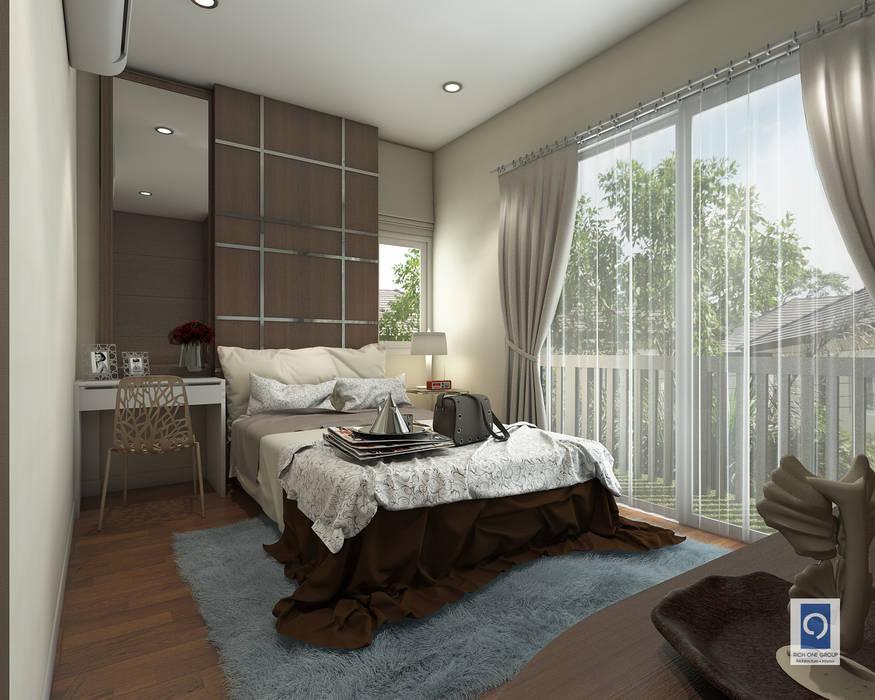 14 แบบห้องนอนสวยๆ จนคุณต้องฝันถึง โดย ริชวัน กรุ๊ป