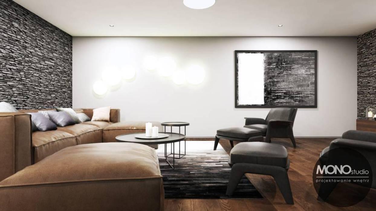Ruang Multimedia oleh MONOstudio, Modern