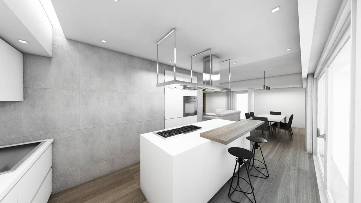 casa CM1: Cucina in stile  di degma studio