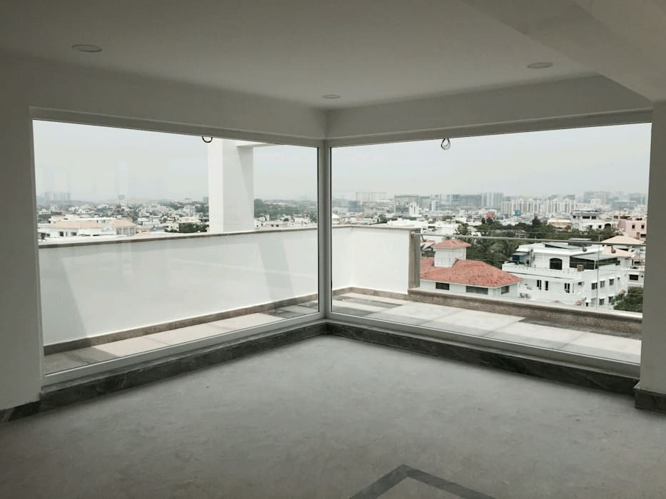 Ventanas de estilo  de Green Home Solution, Asiático