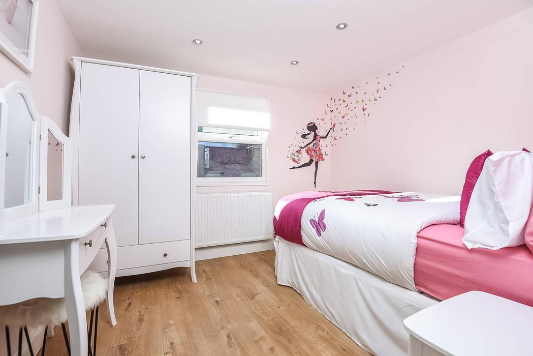 Girls Bedroom 2 Millennium Interior Designers