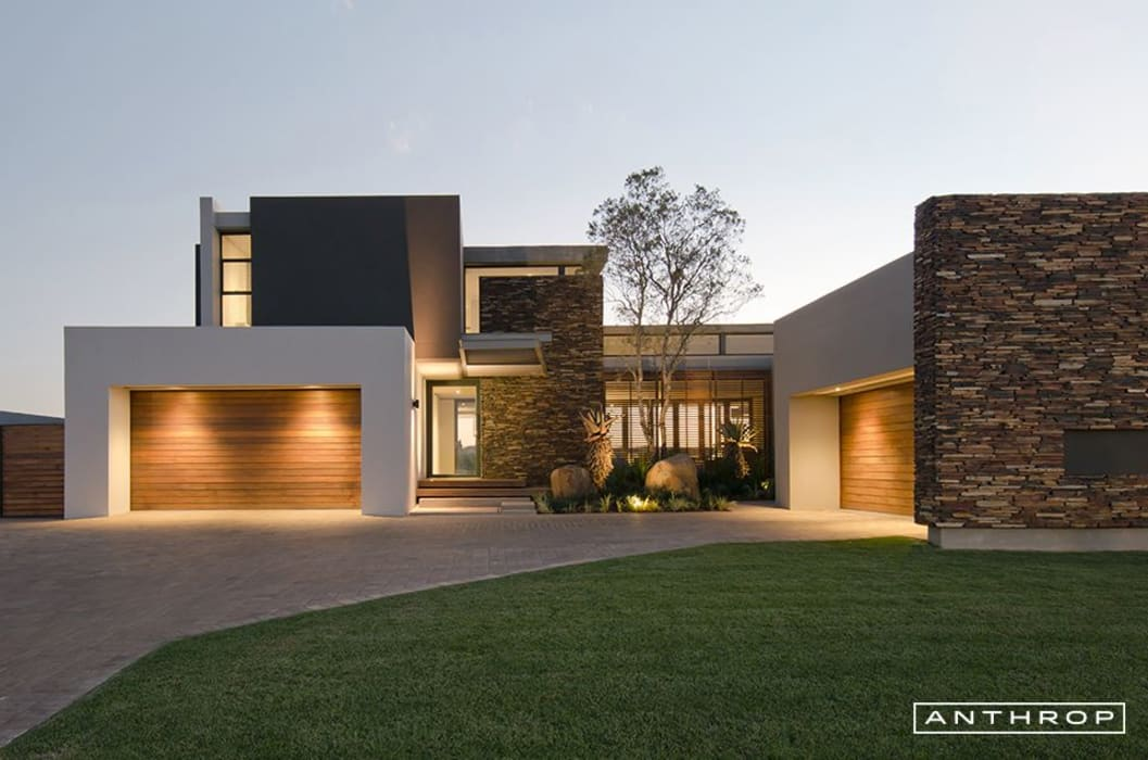 House Nel:  Houses by Anthrop Architects