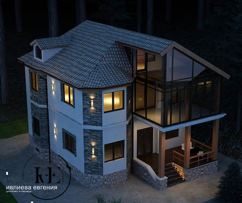 IvE-Interior Scandinavian style houses