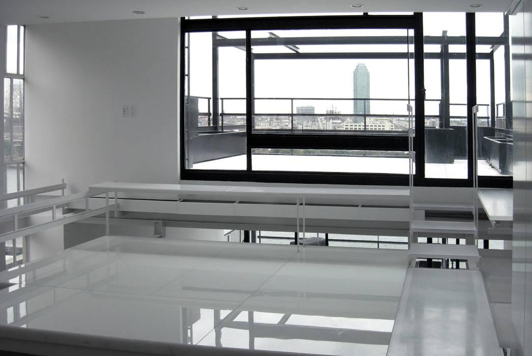 Historic Preservation - Paul Rudolph Estate Joe Ginsberg Design Modern Bedroom