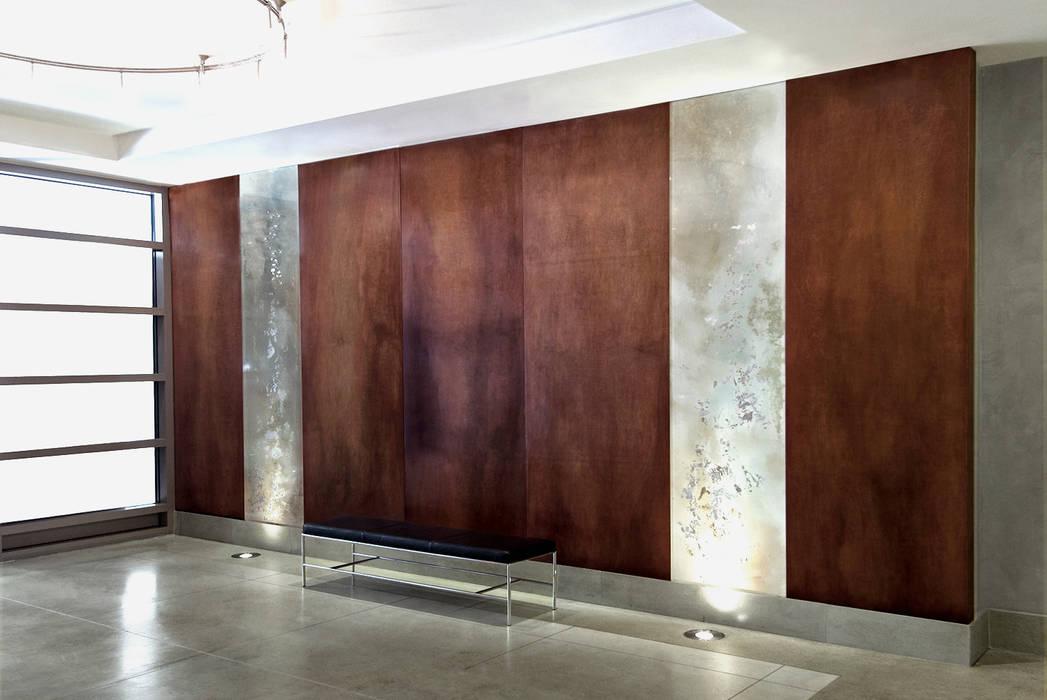 25th Street Lobby by Joe Ginsberg Design Modern