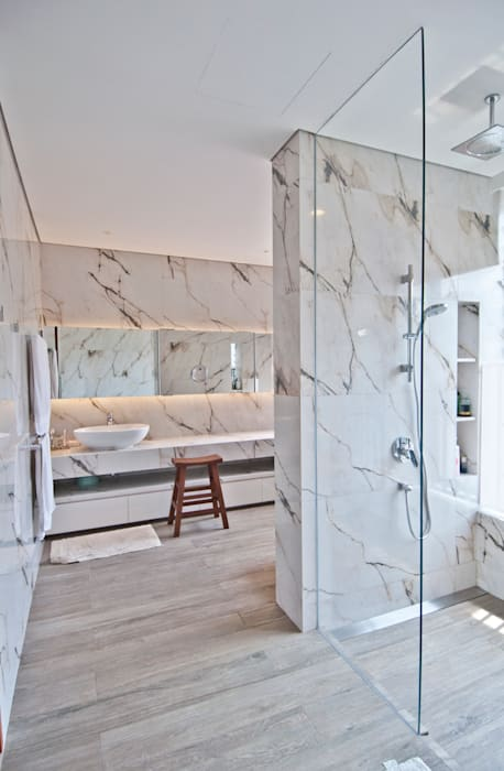 Bathroom by ming architects,