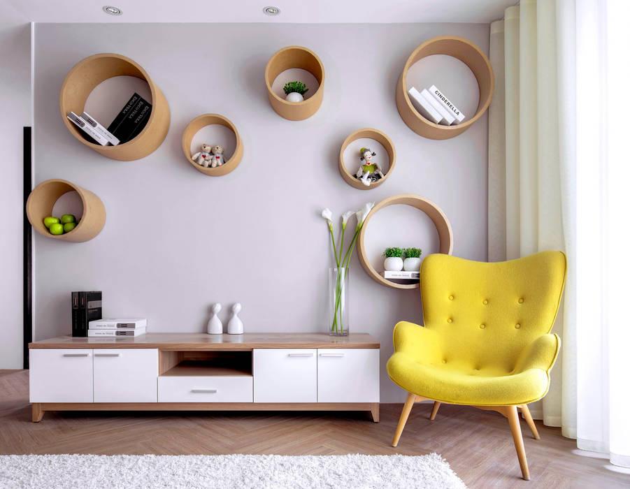 Espaces commerciaux de style  par 伏見設計事業有限公司,