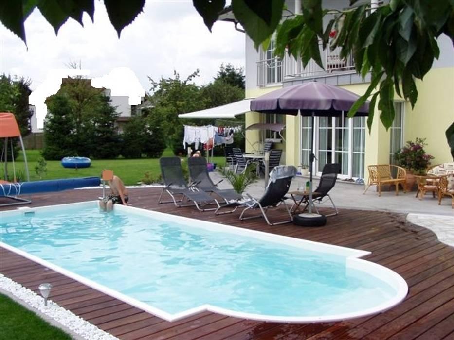 Piscinas por aquazzura piscine homify - Aquazzura piscine ...