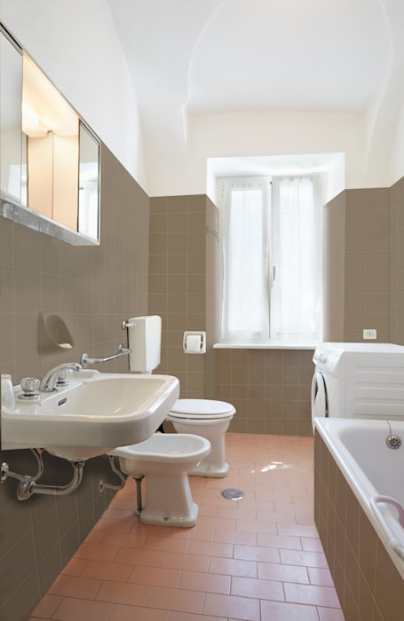 Fliesen streichen mit aqua fliesenlack: badezimmer von paul jaeger ...