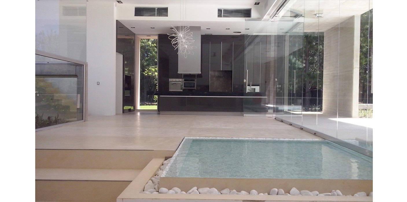 PUERTO PARAISO: Casas de estilo  por ESTUDIO ARQUITECTURA