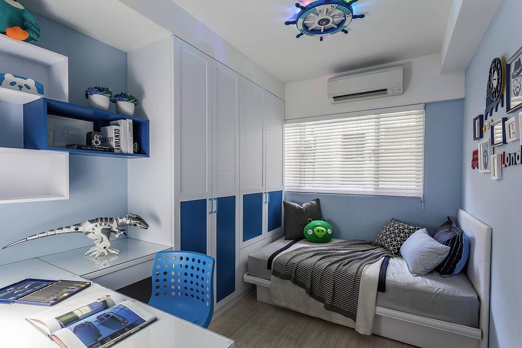 Habitaciones de estilo clásico de 祥祥設計有限公司 Clásico