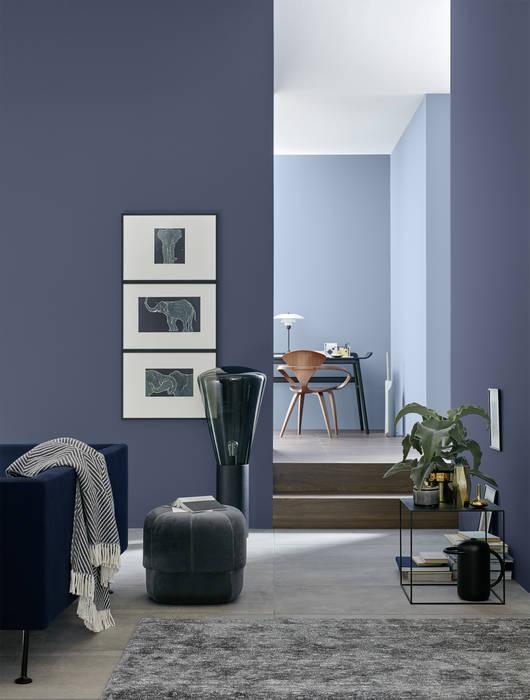 Belém – architects\' finest: wohnzimmer von schöner wohnen-farbe ...
