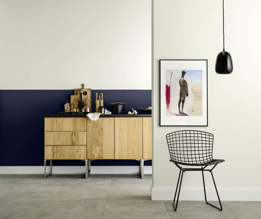 Brera – architects\' finest: küche von schöner wohnen-farbe   homify