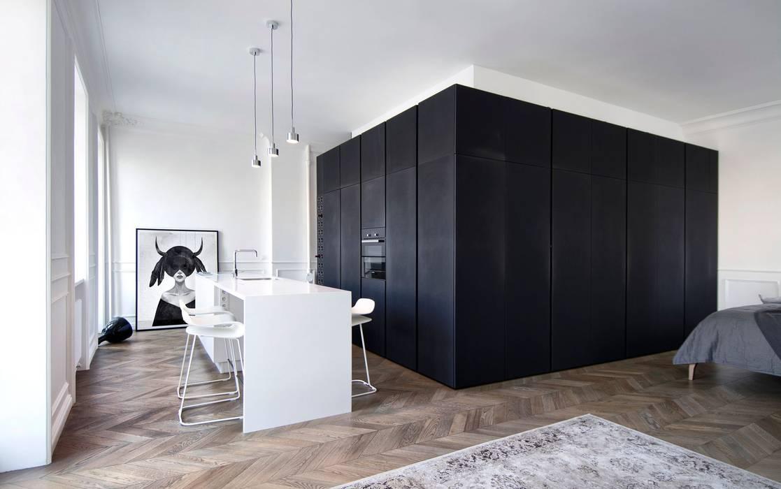 Kitchen by INT2architecture, Minimalist