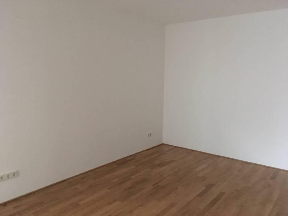 Vorher Schlafzimmer von Karin Armbrust - Home Staging