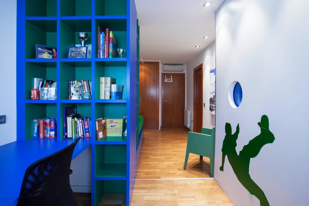 Gemmalo arquitectura interior Cuartos infantiles de estilo moderno