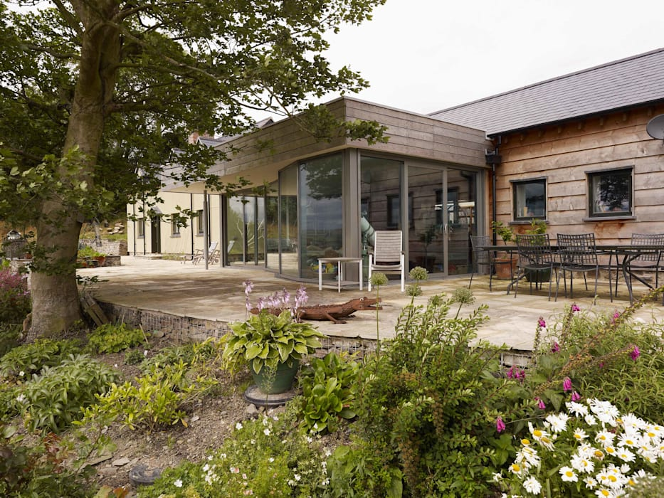 Fronhaul Modern houses by Baart Harries Newall Modern