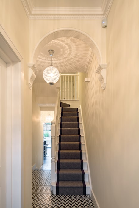 Nasmyth Street Frost Architects Ltd Коридор
