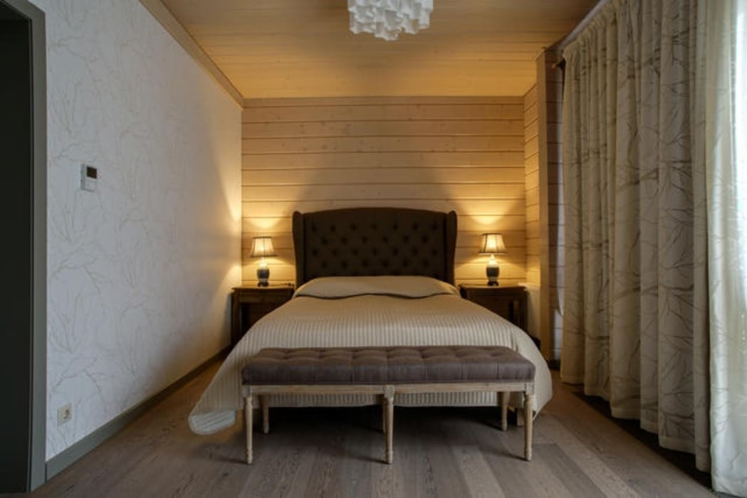 GOOD WOOD Modern style bedroom