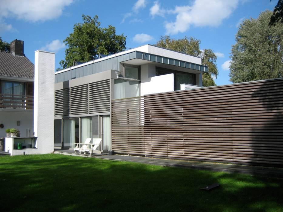 Casas de estilo  por Thomas Kemme Architecten, Moderno