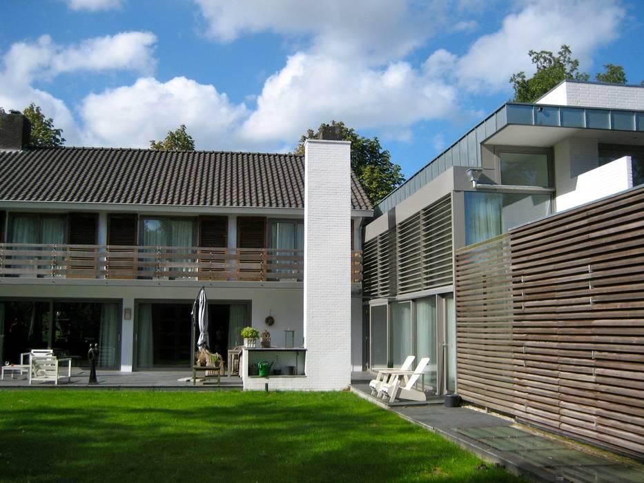 Houses by Thomas Kemme Architecten, Modern