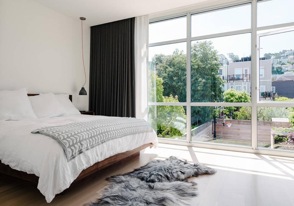 Fitty Wun Modern Bedroom by Feldman Architecture Modern