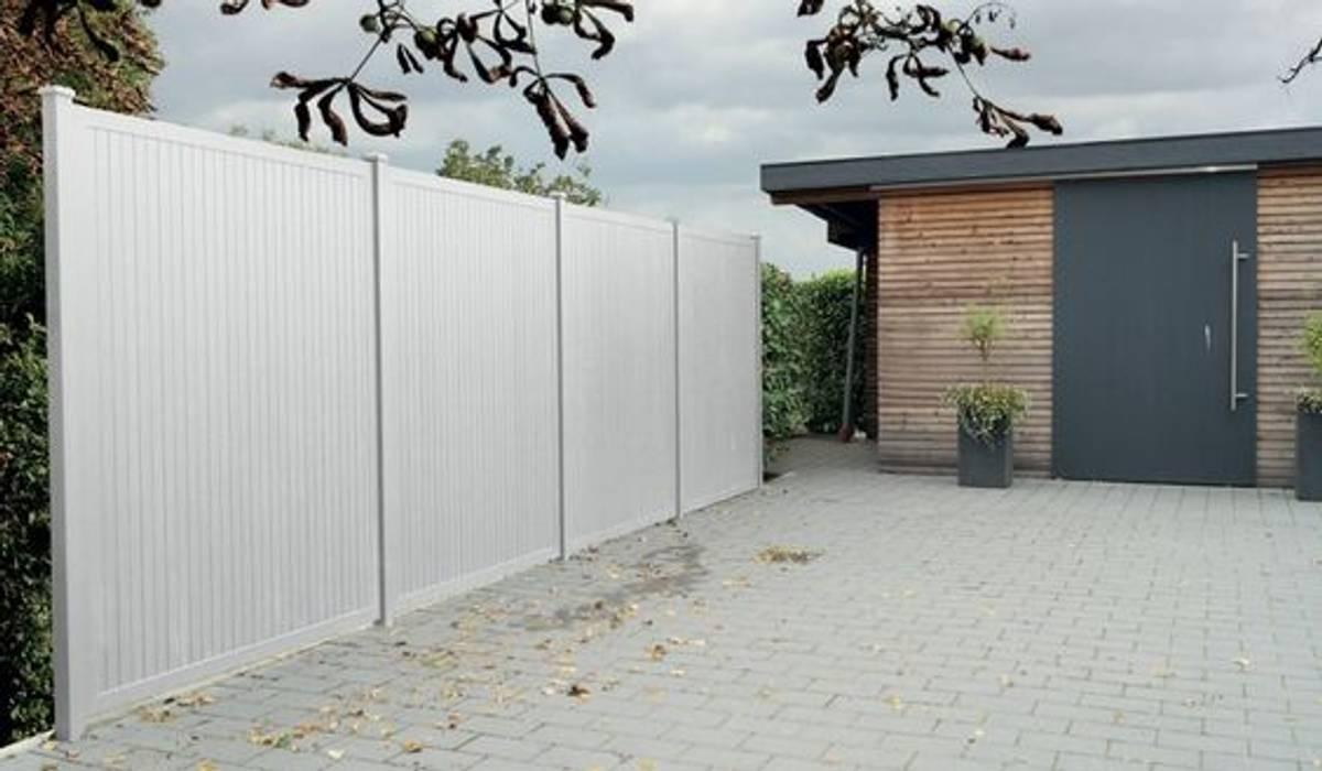 Aluminium Sichtschutz Ameland Garten Von Meingartenversand De Homify