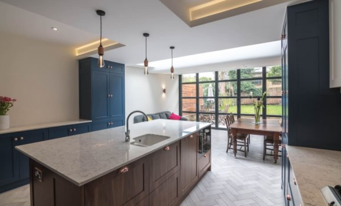 3 Fenwick Grove Modern style kitchen by Diamond Constructions Ltd Modern