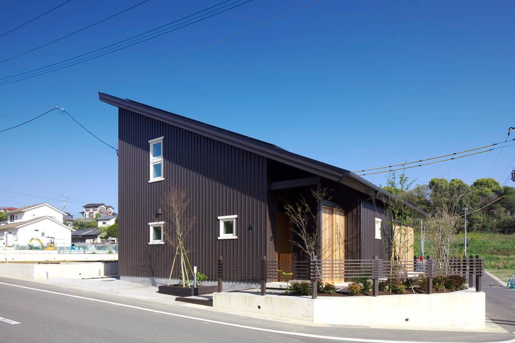 Houses by 環アソシエイツ・高岸設計室,