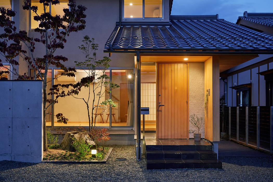 Rumah oleh 竹内建築設計事務所, Modern
