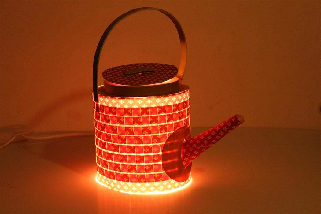 Paper kettle Asian style dining room by aanchal handicrafts Asian