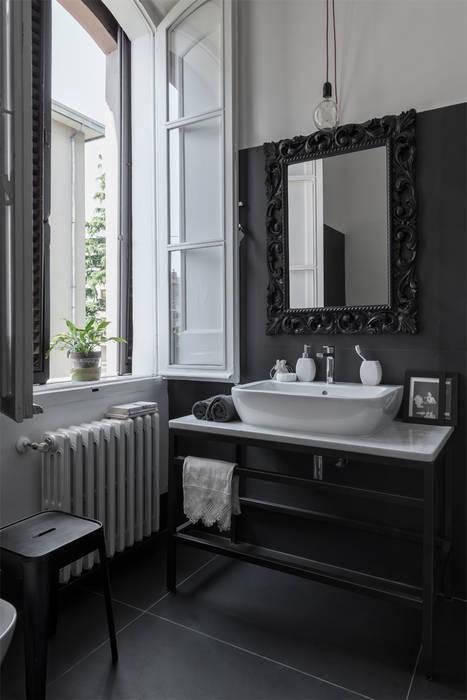Bagno bagno in stile di melissa giacchi architetto d for Architetto d interni