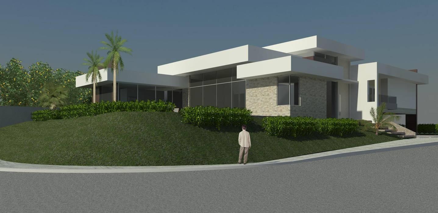 JCWK arquitetura (jancowski arquitetura) บ้านและที่อยู่อาศัย